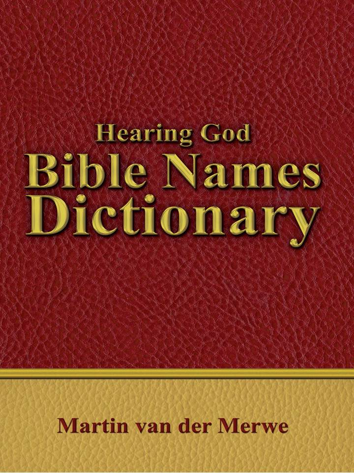 hearing-god-bible-names-dictionary
